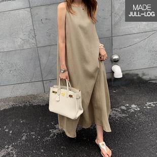 Eridel linennaci dress