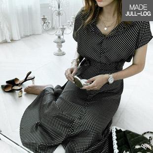 Telit Dot Dress