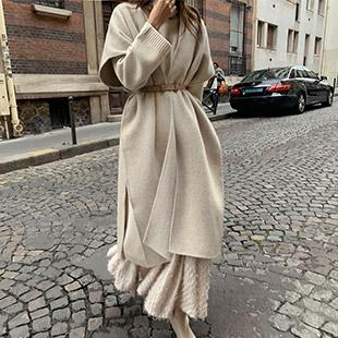 Ender Shawl Coat